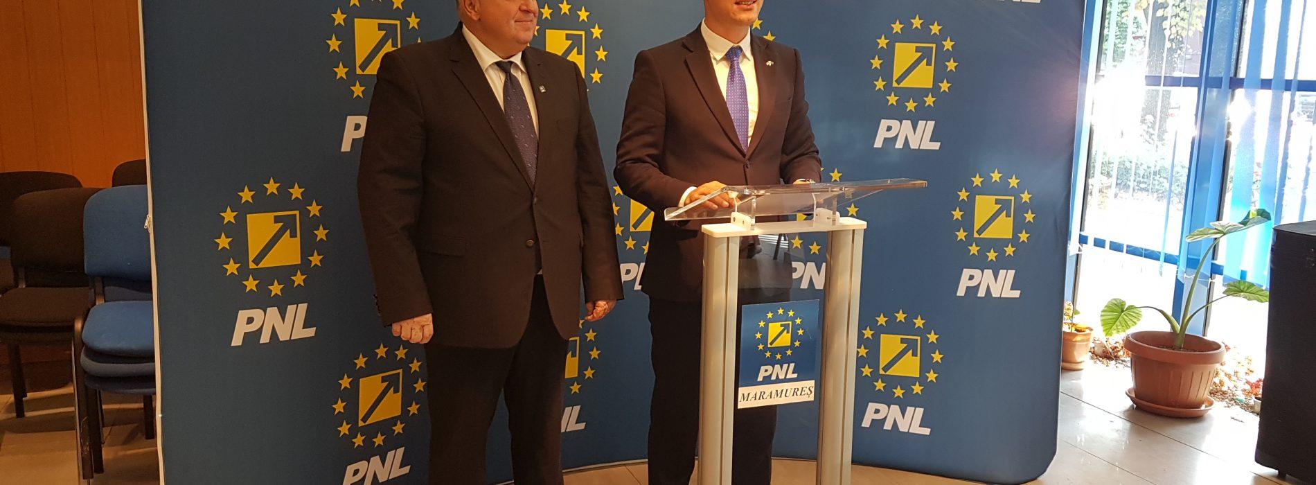 """Ionel Bogdan, președinte PNL Maramureș: """"Trebuie să facem în continuare totul pentru a scăpa de această guvernare ineficientă"""""""