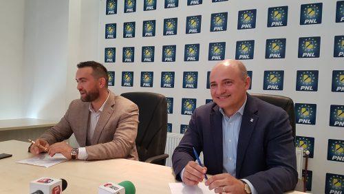 PNL a depus MOȚIUNE DE CENZURĂ