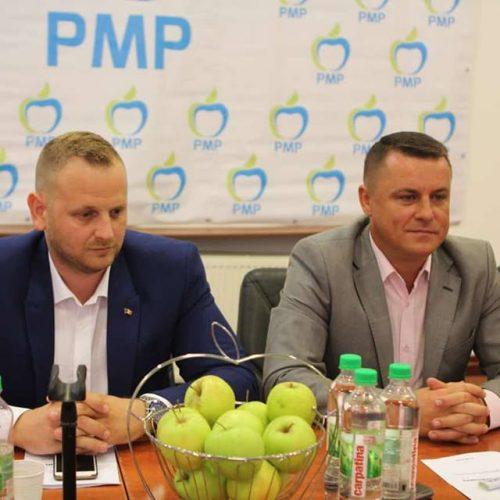 Bogdan Pop, noul PREȘEDINTE al TINERETULUI PMP. Vezi cine face parte din BIROUL OT PMP și ce acțiuni doresc să facă în afară de POLITICĂ