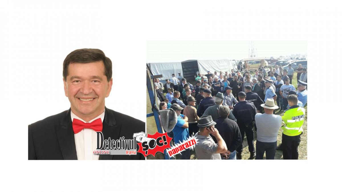 """""""Umplem primăria cu PORCI și OI, să nu fie doar ESCROCI în Primărie"""", MESAJ dur adresat primarului Horia SCUBLI de către alegători"""