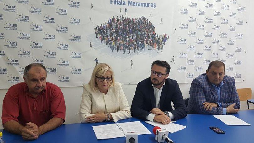 VIDEO. CIRC în ALDE pentru PSD. Află cine vrea să o ÎNDEPĂRTEZE din funcția de președinte ALDE Maramureș pe Cornelia Negruț
