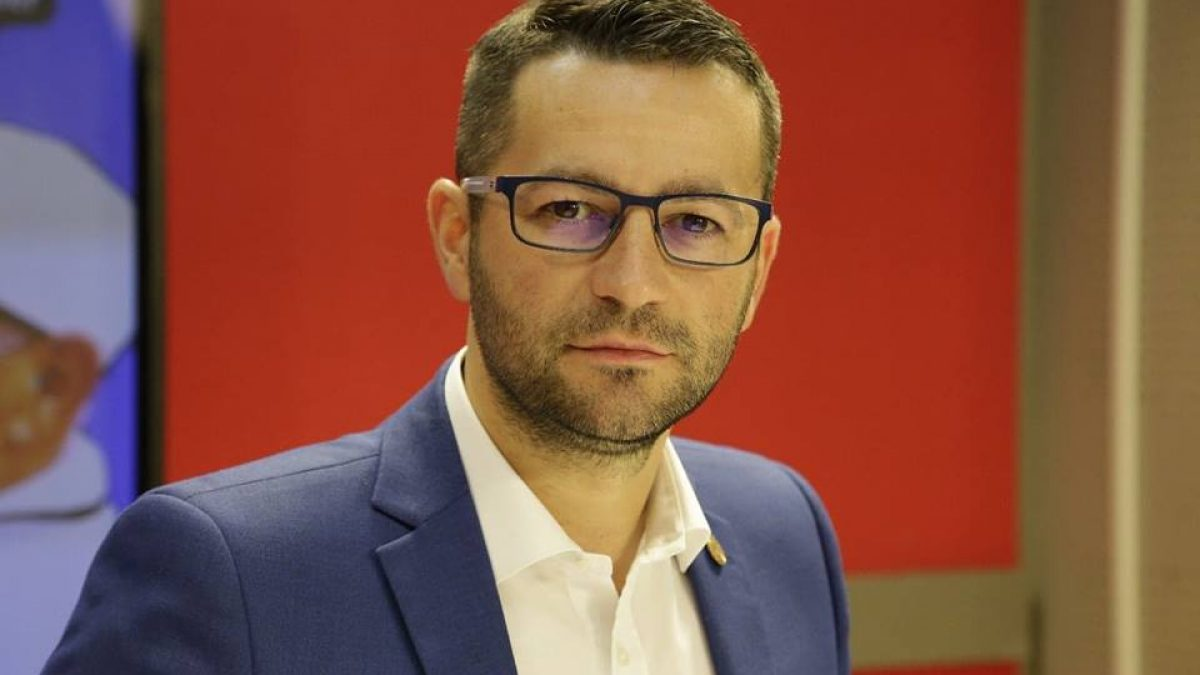 PROMOVARE. Deputatul Adrian Todoran, VICELIDER PMP la Camera Deputaților