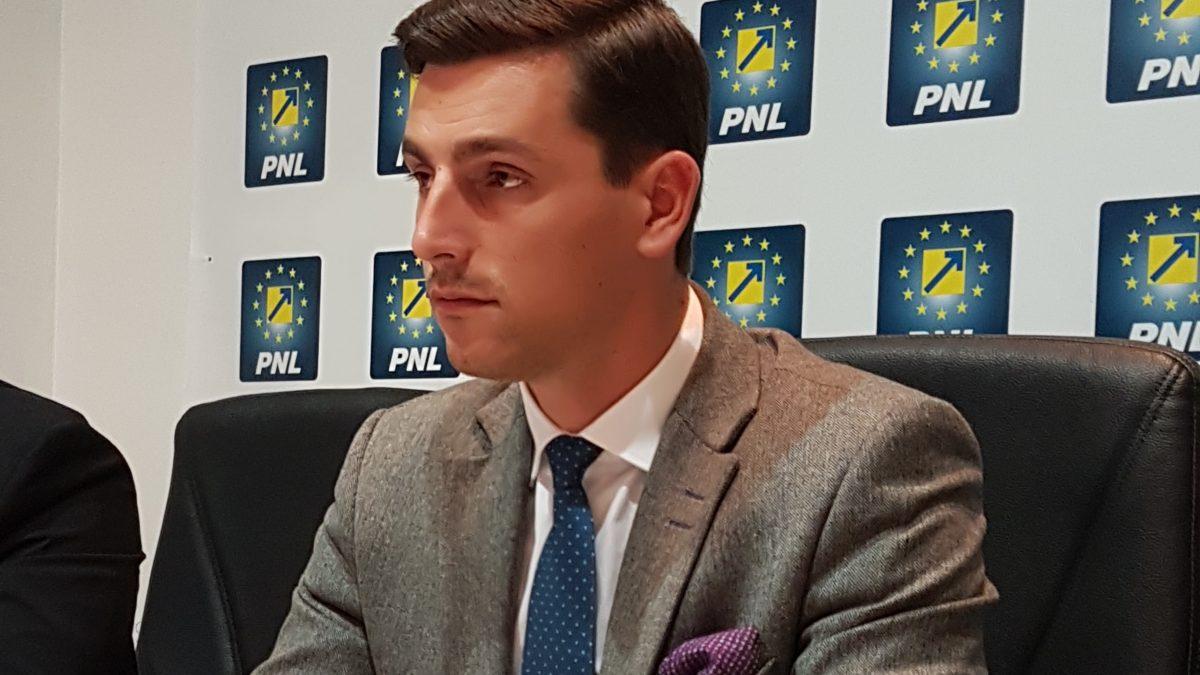 """Ionel Bogdan, președinte PNL Maramureș: """"Urmează un atac masiv al bubulilor asupra PSD!"""""""