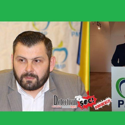"""George Moldovan, secretar general PMP Maramureș: """"Alegerea lui Bogdan Pop în funcția de vicepreședinte al Departamentului pentru Politici Publice a OT PMP România ne onorează pe toți dar îl și obligă la mai mult"""""""