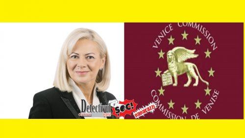 """ALDE. """"Comisia de la Veneția face referire la instrumentele abuzive care au avut loc în România"""""""