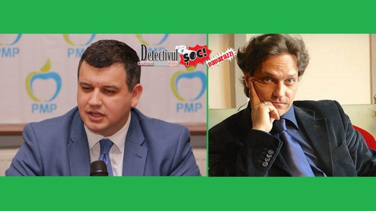 Baia Mare. Eugen Tomac îi cere DEMISIA lui George Ivașcu, Ministrul Culturii