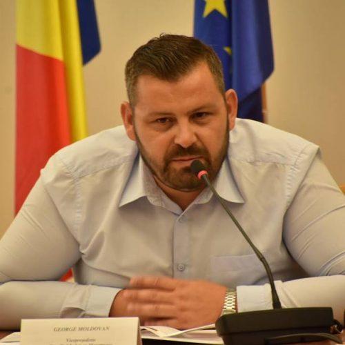 """George Moldovan: """"Românii sunt PROST plătiți în ROMÂNIA"""". Campania Națională """"Informare acasă! Siguranță în lume!"""" a ajuns în Maramureș"""