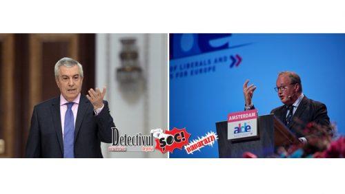Partidul ALDE România nu va fi exclus din ALDE European, potrivit preşedinteui grupului, Hans van Baale