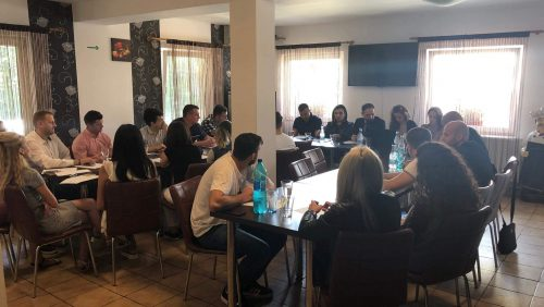 CExN. Tinerii PMP și-au ASUMAT obiective MAJORE la întâlnirea de la Straja
