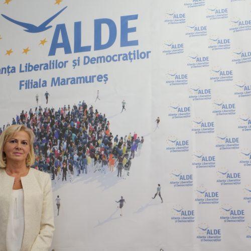 """Cornelia Negruț (ALDE): """"Cei din PNL vorbesc fara a cunoaste detaliile cu privire la fondul de investitii"""""""