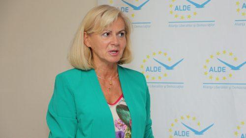 """Cornelia Negruț (ALDE): """"RAPORTUL MCV, o mare NEDREPTATE față de România"""""""