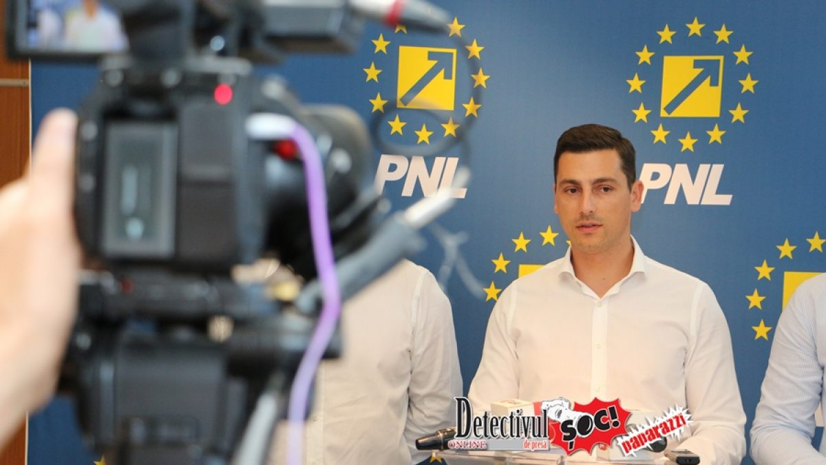 """Ionel Bogdan (PNL): """"Discursul lui Dragnea la CN al PSD, un DELIR de la un capăt la altul"""""""