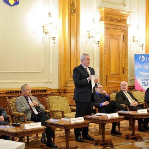 OMAGIU. 100 de ani de la nașterea marelui om politic Dan A. Lăzărescu
