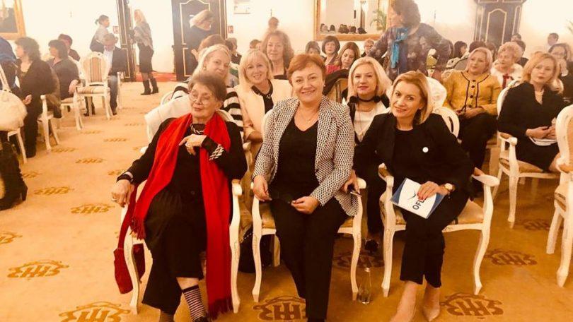 """150 de femei din cadrul OFLDE au participat la seminarul """"Cariera politică a femeilor ALDE"""" la Poiana Brașov"""