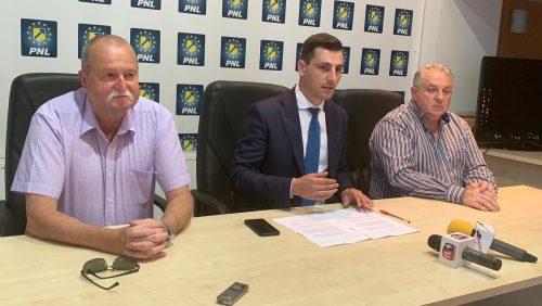 """Ionel Bogdan, președinte PNL Maramureș: """"Fac un apel la toți parlamentarii maramureșeni să lase interesele meschine și să voteze moțiunea de cenzură"""""""