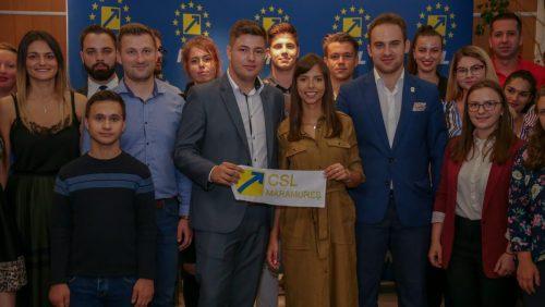 ALEGERI. Alex Isac este noul PREȘEDINTE al Clubului Studenților Liberali Maramureș