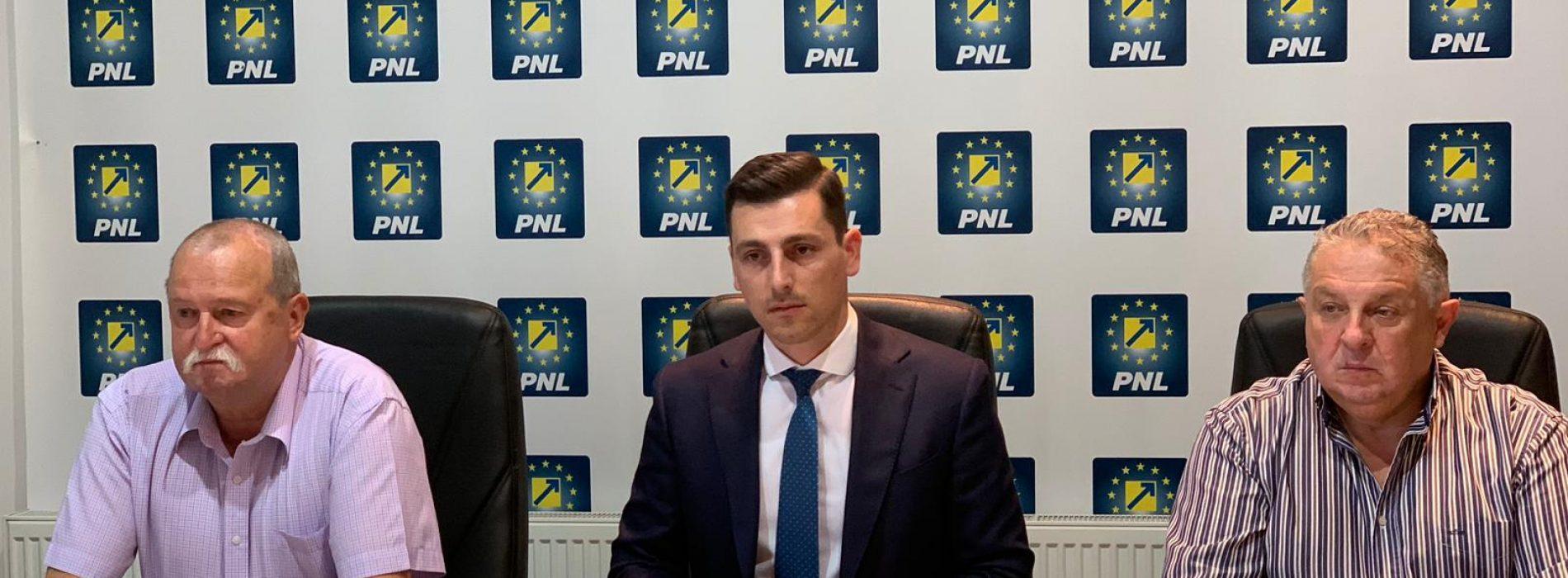 """Ionel Bogdan, președinte PNL Maramureș: """"În <<anul investițiilor>> PSD, deficitul bugetar a crescut cu 80,5% comparativ cu perioada similară a anului trecut"""""""