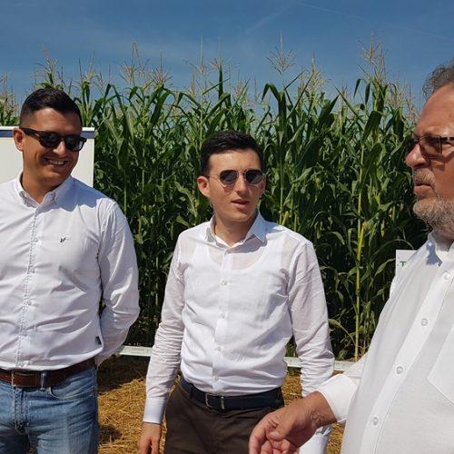 VIDEO. Mireșu Mare. NOUTĂȚI și SOLUȚII adecvate nevoilor agricultorilor pentru culturile de PORUMB și FLOAREA SOARELUI în condițiile schimbărilor climatice actuale