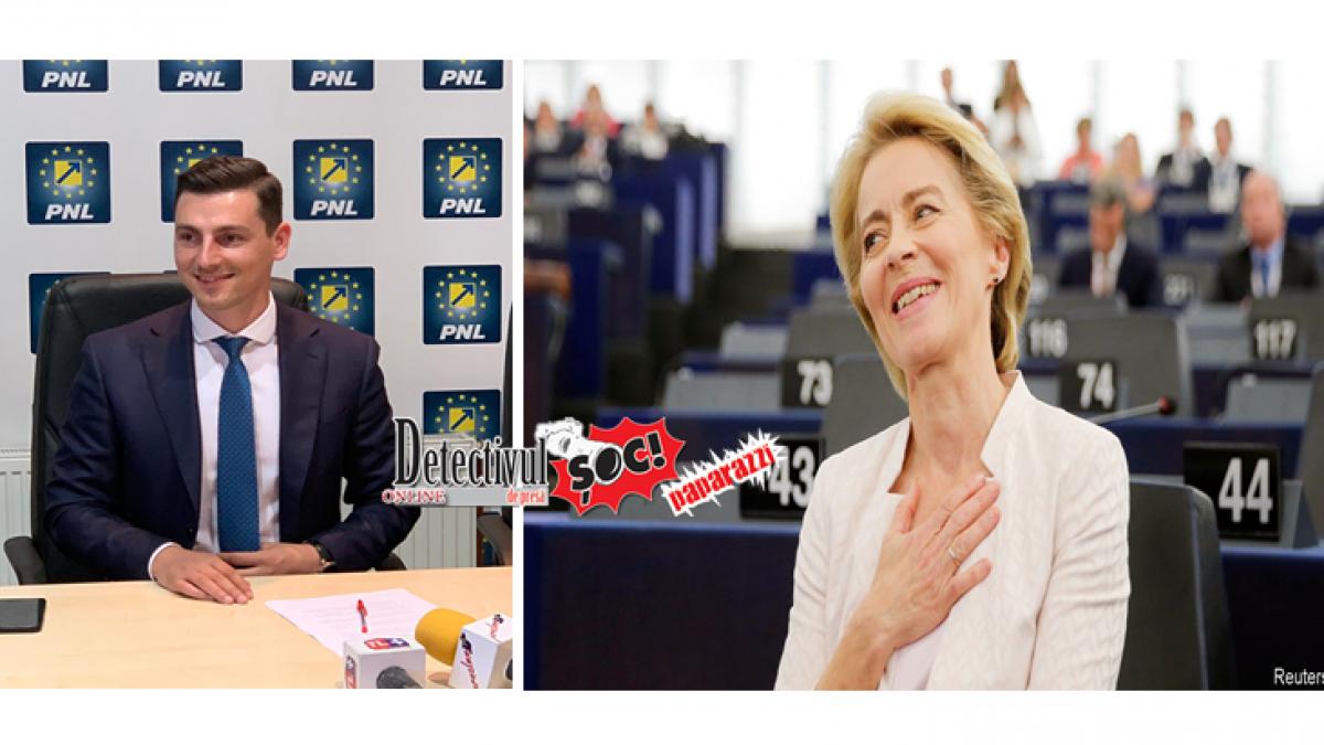 EUROPARLAMENTARII PNL au avut deja întâlniri cu președinta Comisiei Europene, Ursula von der Leyen