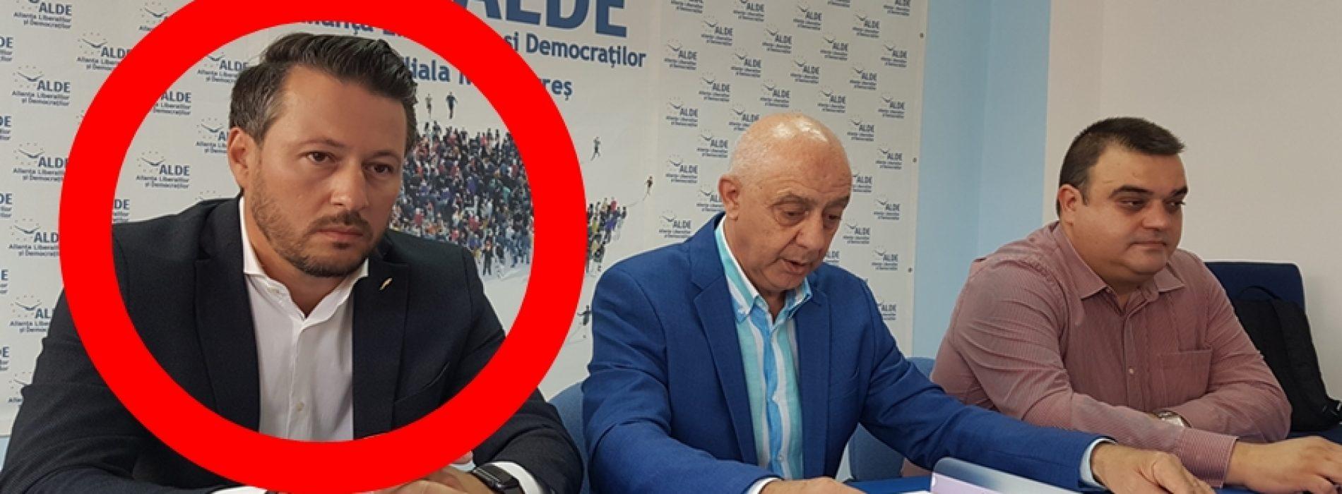 VIDEO! ASCULTAȚI-L foarte bine pe acest MINCINOS. Gura bate… TOBA! Ciprian Rogojan îl păcălește și pe Cristian Anghel, noul PREȘEDINTE ALDE. Pe NOI, nu