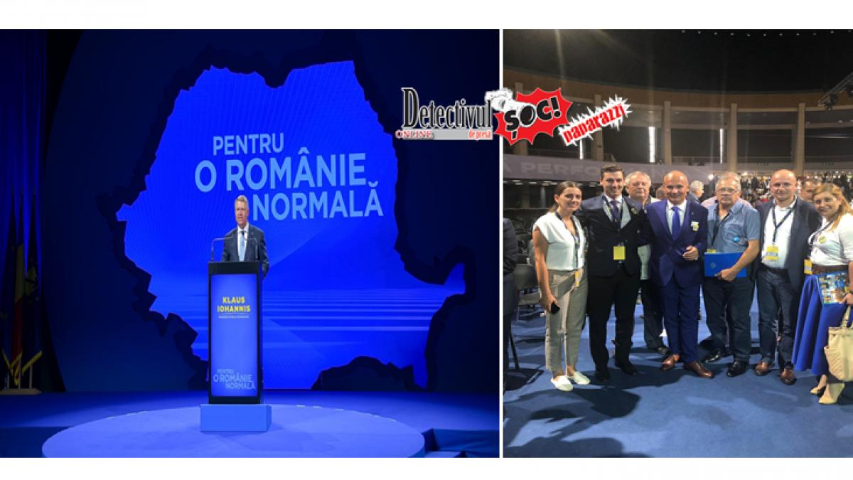 """Președintele Klaus Iohannis și-a lansat joi candidatura la alegerile prezidențiale: ,,Reconstrucția statului român e o urgență"""""""