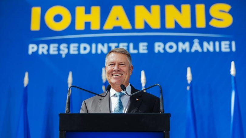 Klaus Iohannis: PSD a promis marea cu sarea şi a realizat nimic