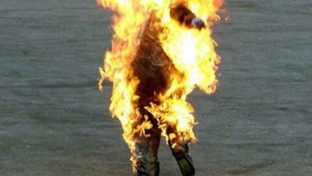A fost ARESTATĂ femeia din Ieud care și-a OMORÂT soțul prin incendiere