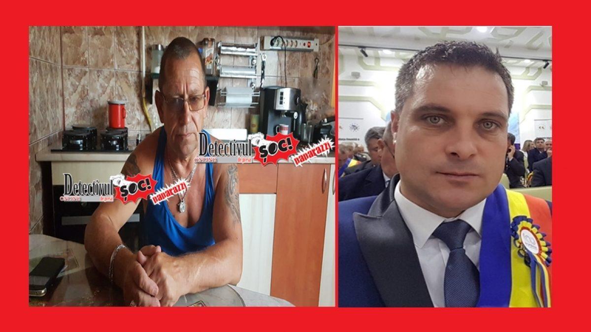 VIDEO! Am demontat cazul AGRESATULUI închipuit, victimă a primarului Vladimir Petruț! Sunetul FILMULEȚULUI agresiunii care nu a putut fi redat pe Facebook NU EXISTĂ! Vecinii l-au RECLAMAT la POLIȚIE pentru violarea INTIMITĂȚII. Filmarea a dispărut de la DOSAR!