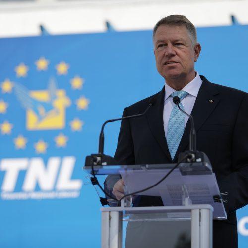 Klaus Iohannis: PNL va fi motorul proiectului România Normală