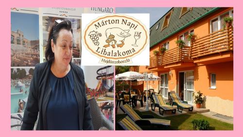 Weekend de VIS! Ziua Sfântului Martin la KARADI BOUTIQUE HOTEL din Hajduszoboszlo, Ungaria