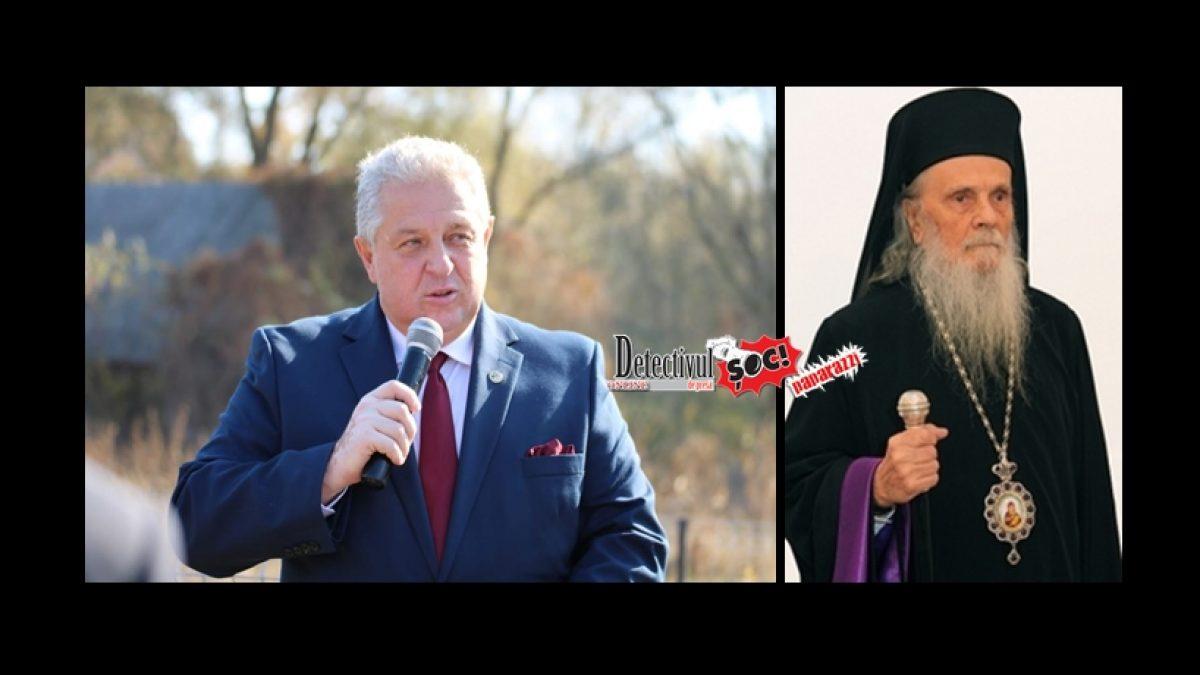 """VEȘNICĂ POMENIRE. Felician Cerneștean: """"Puterea credinței. Asta ne învață și ne-a învățat continuu Arhiepiscopul IUSTINIAN CHIRA MARAMURESEANU"""""""