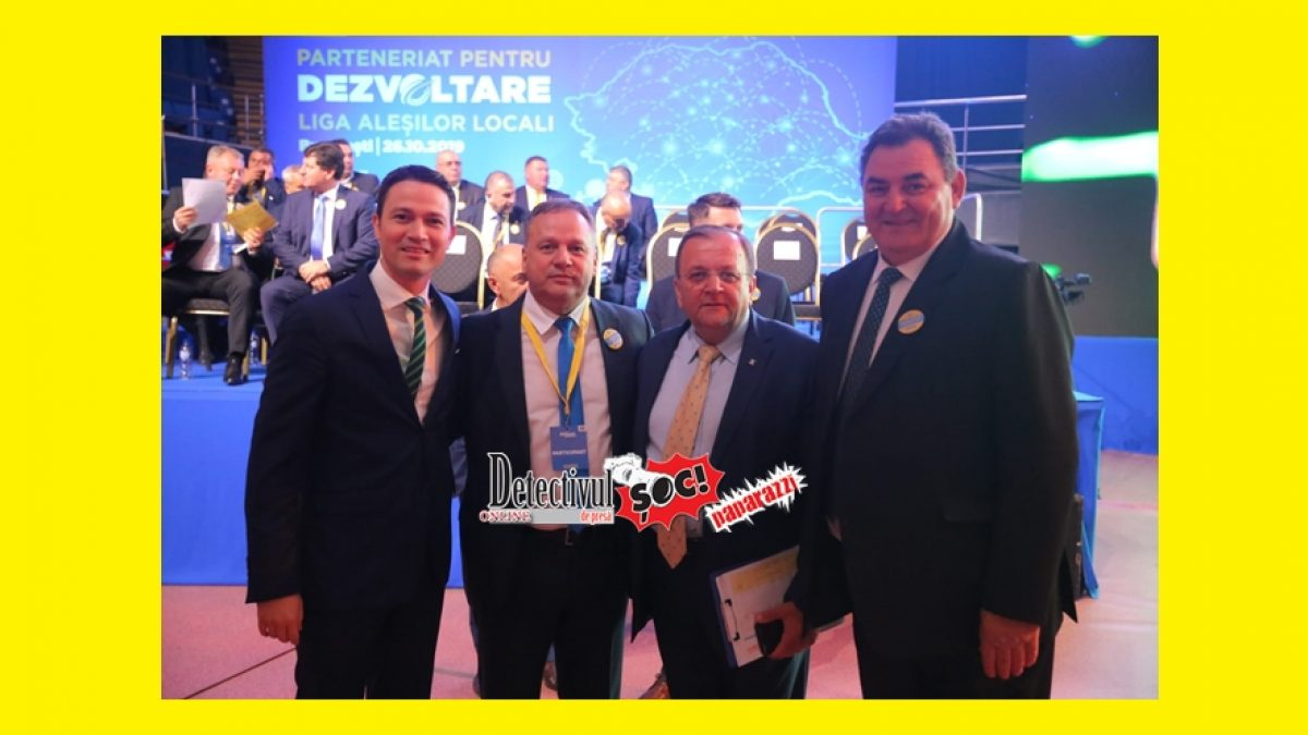 """Primarul PNL, Gavril Ropan: """"DESCENTRALIZAREA, subiectul principal al întâlnirii Ligii Aleșilor Locali"""""""