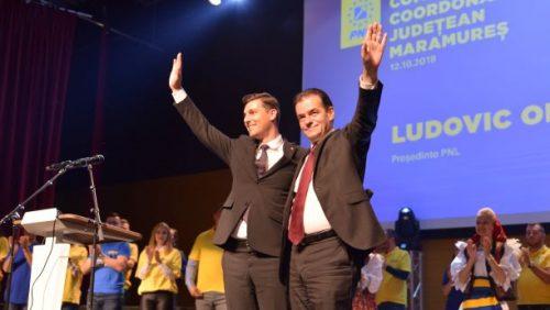 """VIDEO. Rareș Bogdan la Baia Mare:""""Iohannis va fi devastator în ambele tururi"""". Orban: """"Ne-am chinuit 30 de ani să găsim un președinte bun pentru România. Ar fi culmea să ne chinuim să îl schimbăm acum"""""""