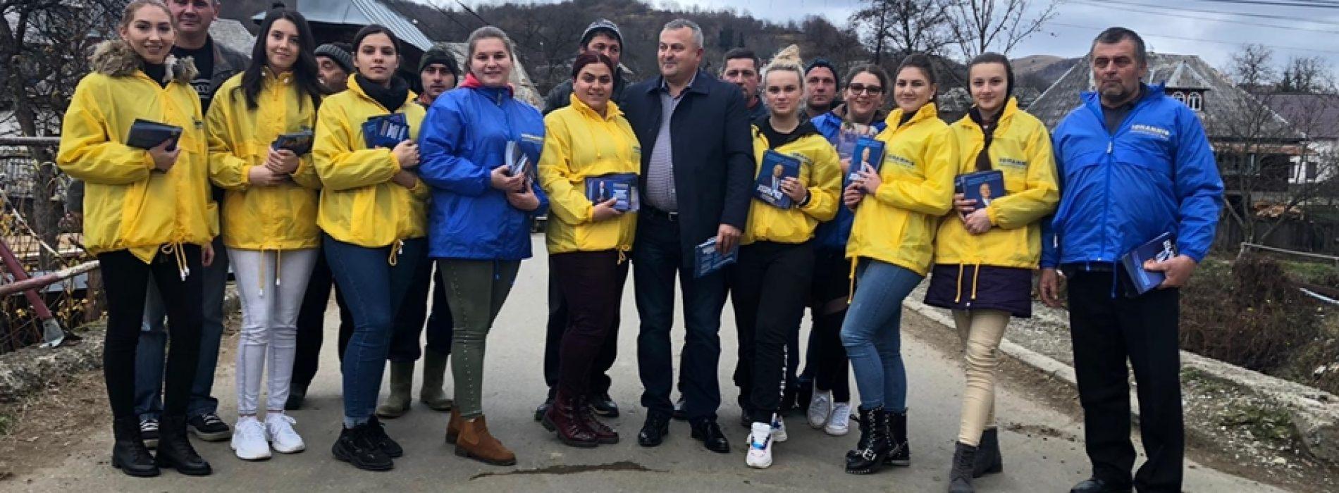 """Simion Pop, consilier local PNL Budești: """"Duminică, fiecare budeștean VOTEAZĂ atât pentru țară cât și pentru COMUNITATEA locală"""""""