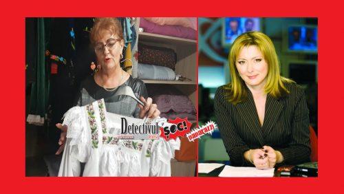 Video EXCLUSIV. ȚINUTA populară a VEDETEI TV Cristina Șincai, făcută la PETROVA – MARAMUREȘ și care va fi purtată de 1 DECEMBRIE la Taverna Pecicană de la Arad
