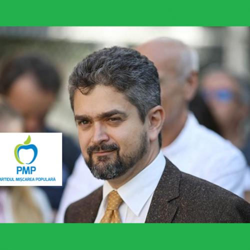 Theodor Paleologu: Îmi asum rolul de a contribui decisiv la renașterea României