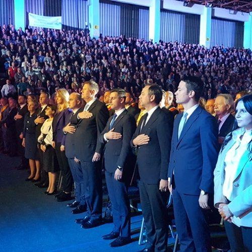 """Gavril Ropan, prim-vicepreședinte PNL: """"Și după VICTORIA lui Klaus Iohannis de duminică trebuie să rămânem UNIȚI în Parlament"""""""