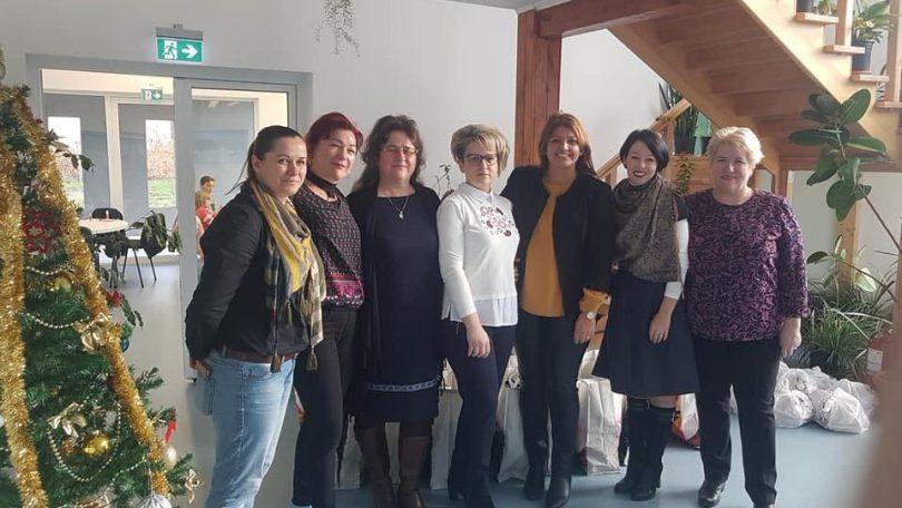 ATELIERE de creație. FEMEILE liberale, acțiuni caritabile pentru copii NEVOIAȘI din Sighetu Marmației, Baia Sprie și Cicârlău
