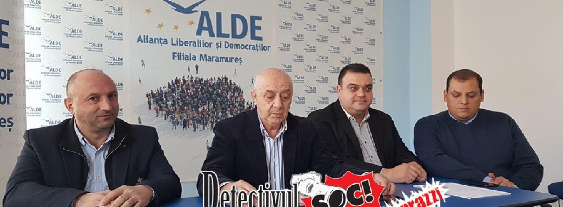 ALDE Maramureș: peste 5% în alegerile viitoare, 2 consilieri locali la Baia Mare, 2 consilieri județeni, câte 1 consilier local în fiecare localitate