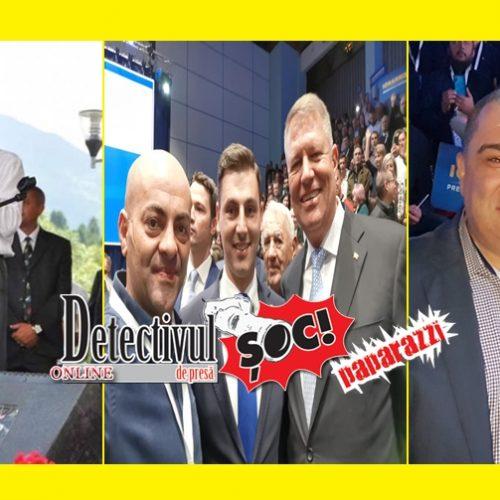 Tony Mihali sau BARZA leșinată în ZBOR
