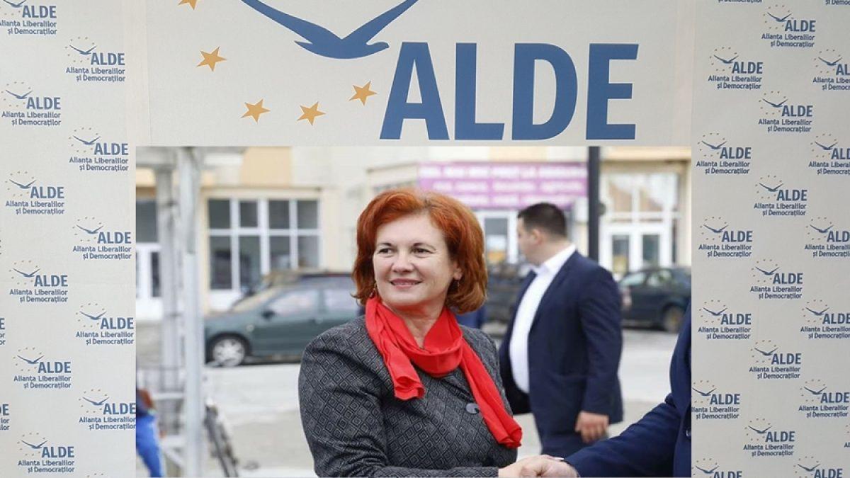 Cornelia LUCA, propunerea ALDE Maramureș pentru funcția de SUBPREFECT