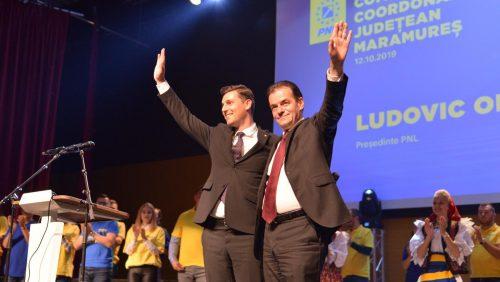 Președintele PNL Maramureș, Ionel Bogdan, numit secretar de stat în cadrul Cancelariei Prim-Ministrului