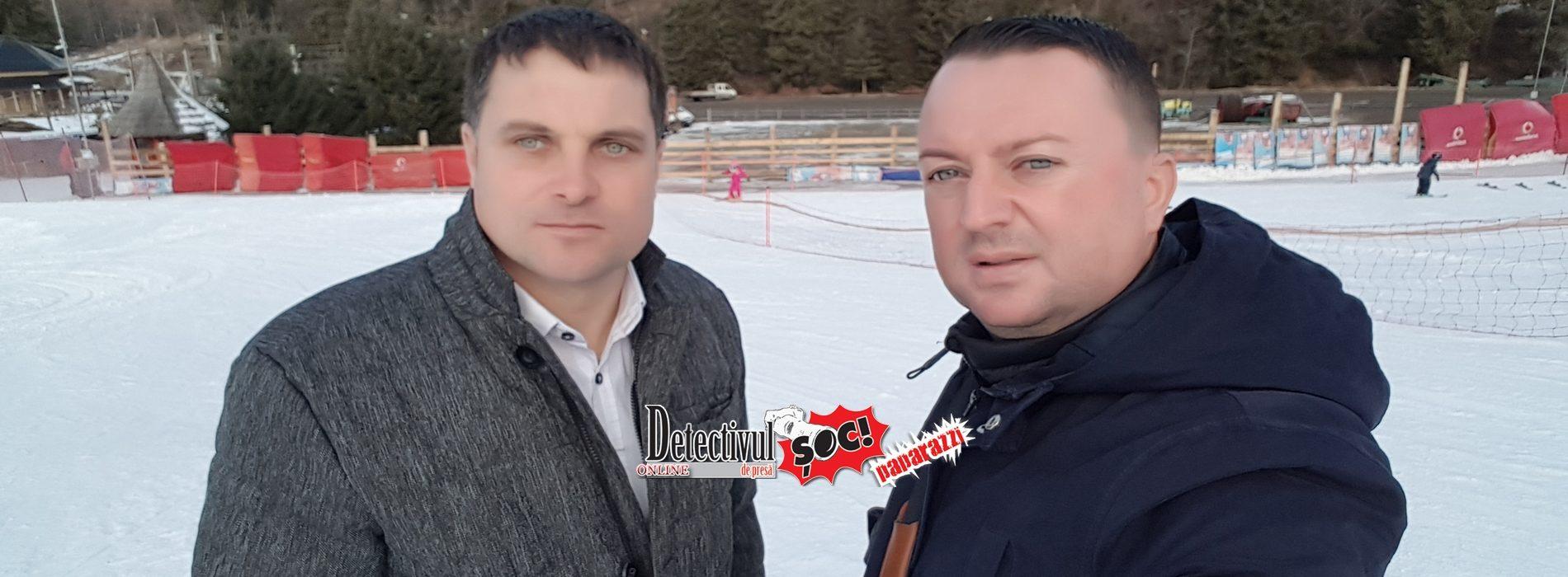 Video. CAVNIC. Raliul ZĂPEZII în acest week-end și Concursul LENKERELOR la începutul lunii februarie