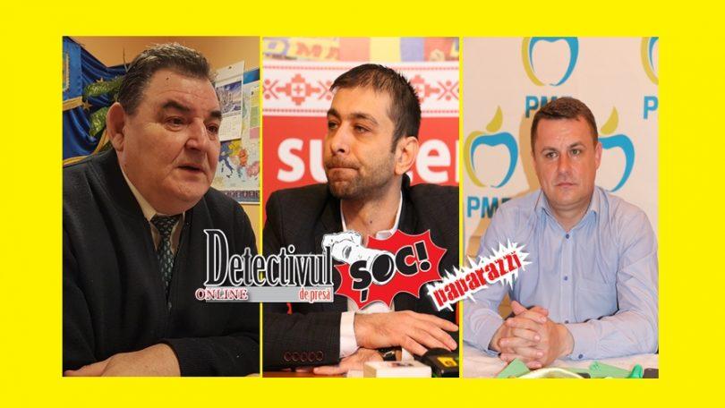 ȘOC! Primarul PNL, Gavril Ropan, PRIMUL pe JUDEȚ în SONDAJUL PSD! Vezi cum stau Gabriel Zetea și Lucian Morar