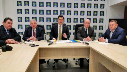"""Ionel Bogdan: """"Guvernul Orban muncește zi de zi pentru a repara ceea ce PSD a distrus în cei 3 ani de guvernare"""""""