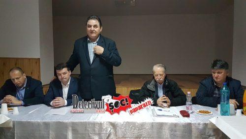 """Ionuț Oros, CANDIDAT la primăria Vima Mică, GIRAT de greii PNL Maramureș: Gavril Ropan, prim-vicepreședinte: """"Îl iau sub aripa mea"""""""