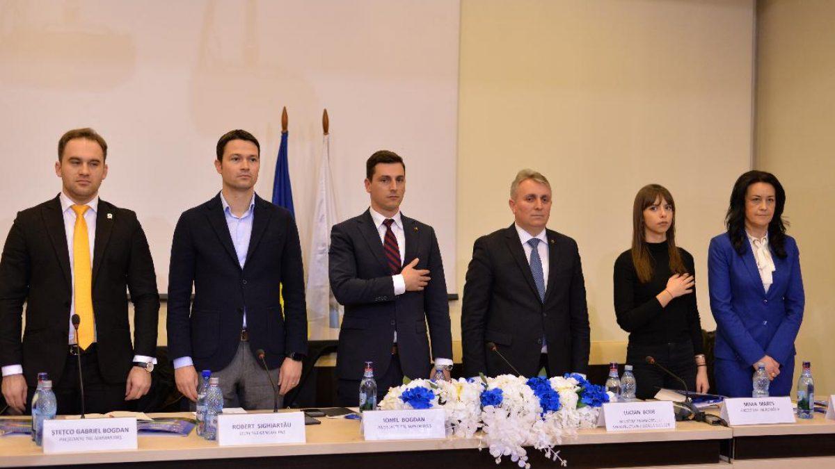 """Școala Politică """"Gheorghe I. Brătianu"""" de la Sighet  a avut o prezență record anul acesta"""