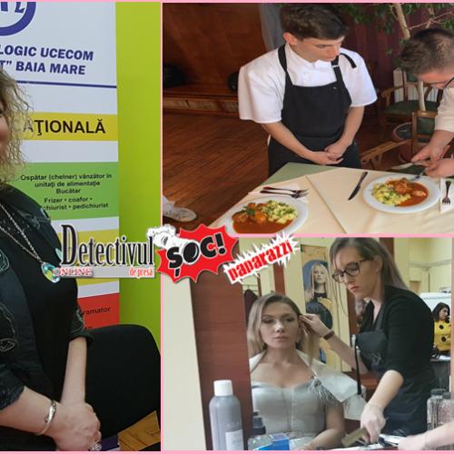 Școala de MESERII Baia Mare – 30 de ANI! O lună de ACTIVITĂȚI de excepție: paradă, chefi, coafură, artă, tradiție, turism. VEZI tot PROGRAMUL