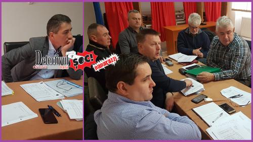 """BUDEȘTI. Pădurea A LUAT """"FOC"""" în Consiliul Local. Ocolul Silvic Mara """"Și-a BĂTUT joc de oameni și a DISTRUS pădurea"""". Primarul Liviu Tămaș, ÎNVINS, a plecat de la ȘEDINȚĂ"""