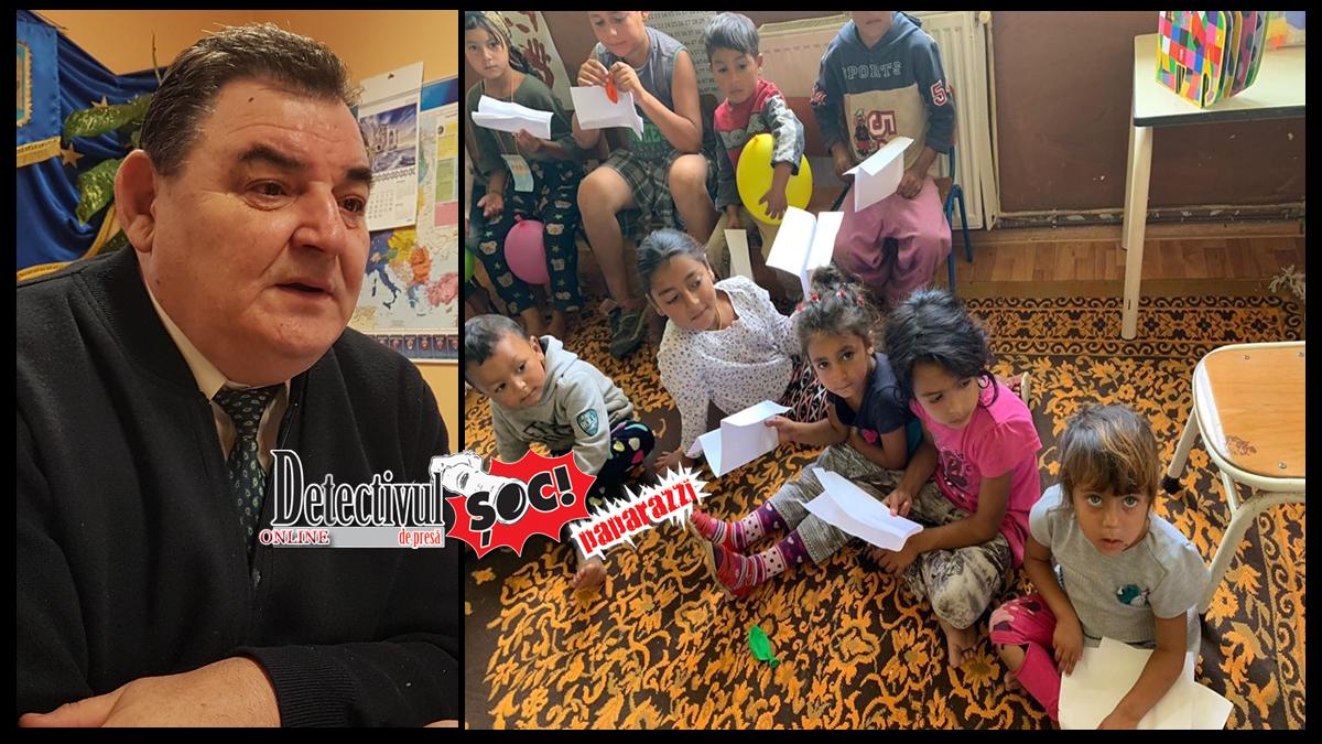 """""""5 copii nu au mâncat nimic de ieri"""", spune primarul Gavril Ropan. Unii COPII nu pot să adoarmă din cauza plânsului cauzat de FOAME. DRAMĂ socială în plină PANDEMIE de coronavirus în cartierul de rromi Ponorâta, COROIENI"""